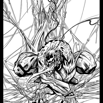 Matt james venom by mattjamescomicarts d87fzkr