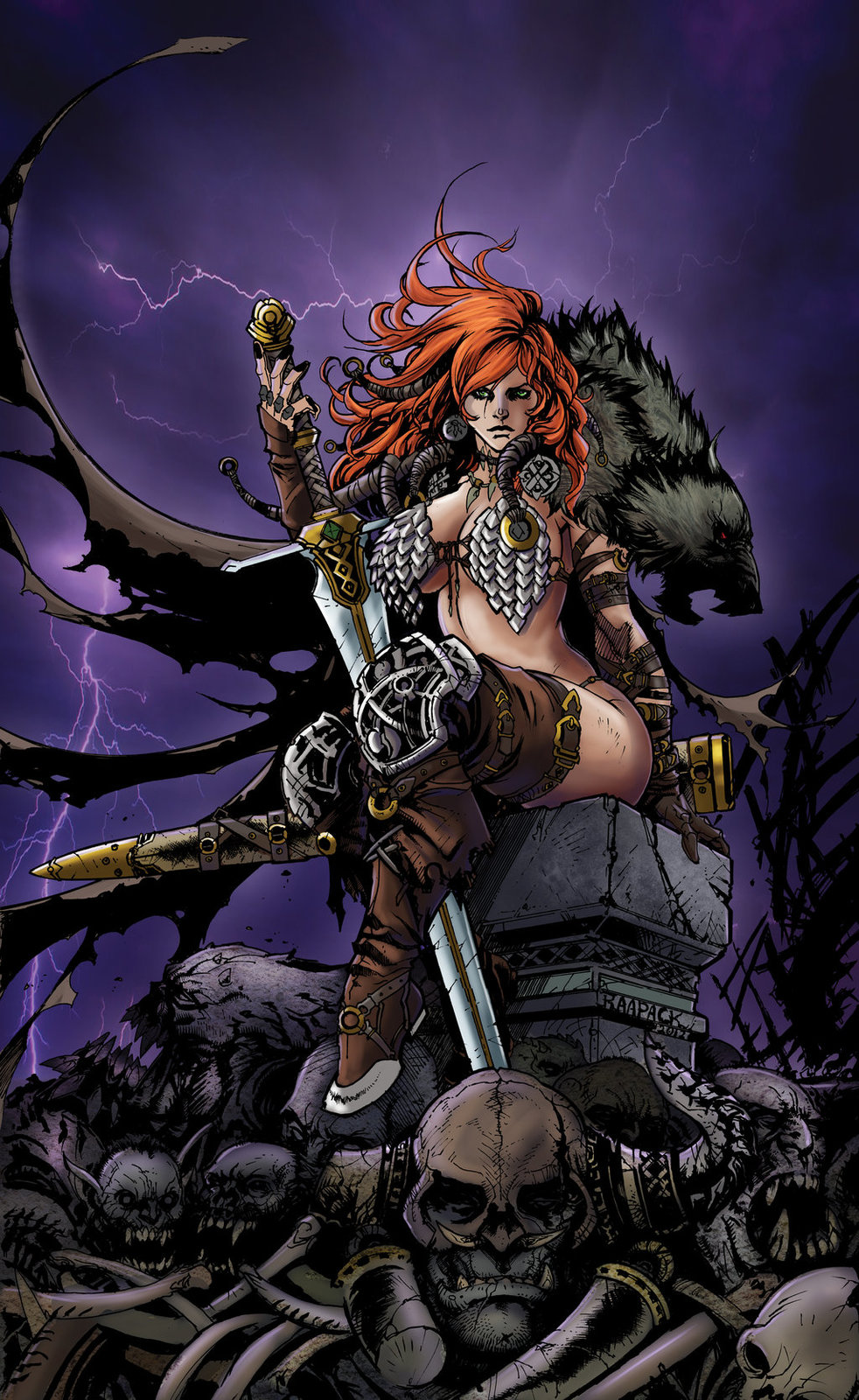 Red Sonja - Queen of Steel