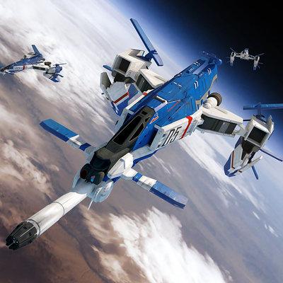 Isaac hannaford ih spaceship16d