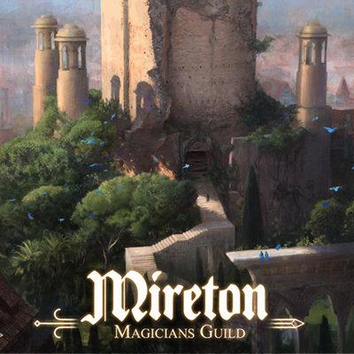 Mireton - Magician's Guild