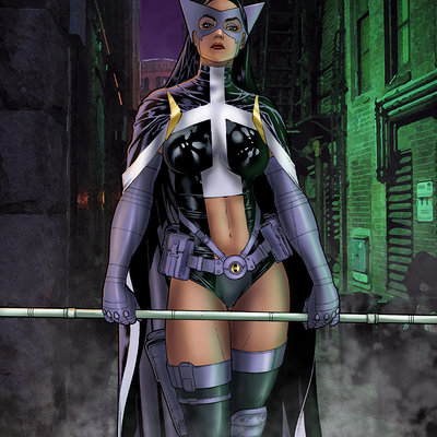 Matt james huntress by mattjamescomicarts d7xbqbr