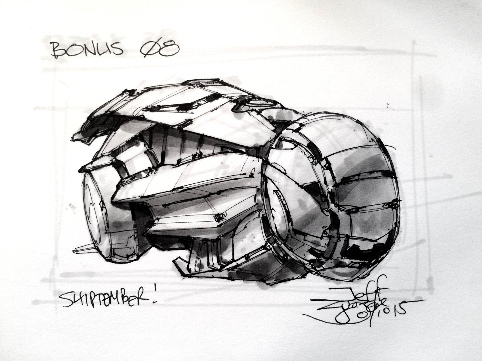 Shiptember Bonus 08