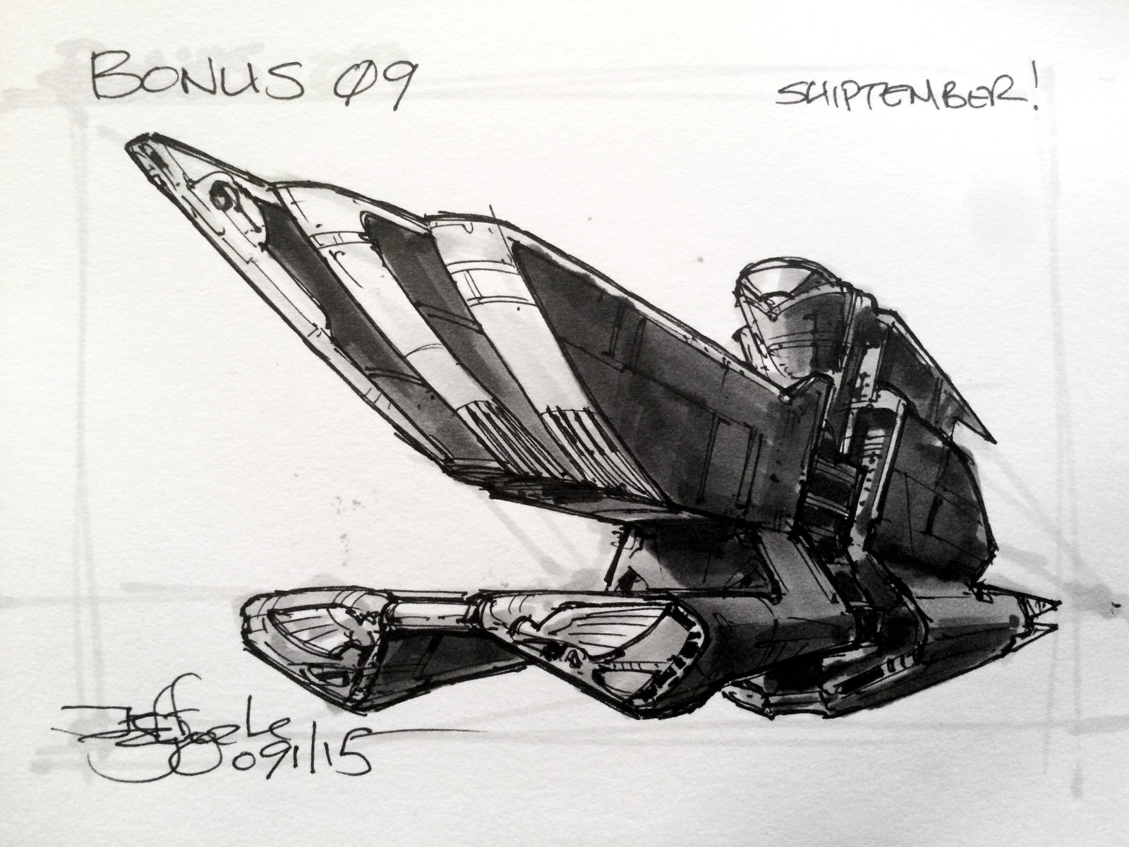Shiptember Bonus 09