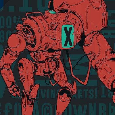Samuel herb robot