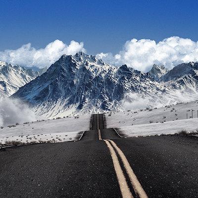 Roman senko road to mountains