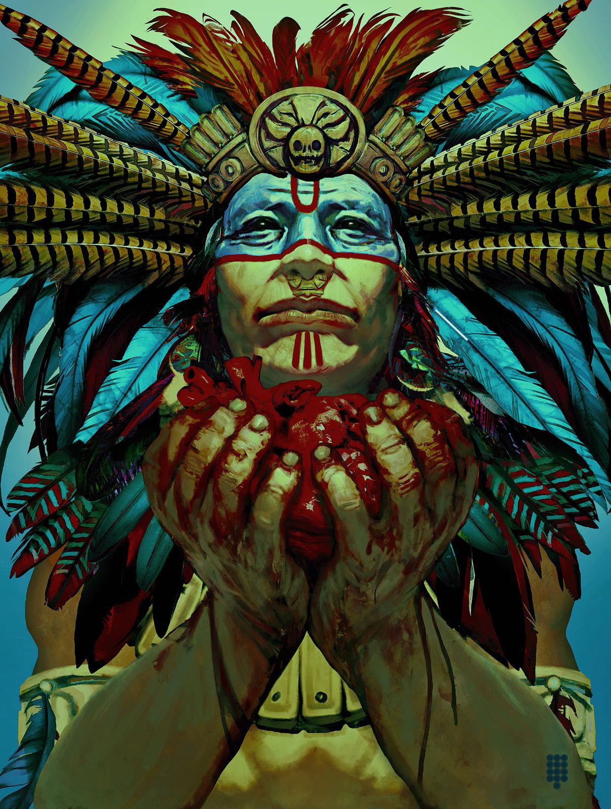 Sacrifice | Mundo Estranho (Magazine Cover)