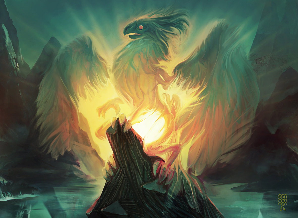 Adrift Elemental | M:tG