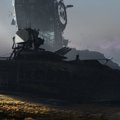 Chris whelan scifi