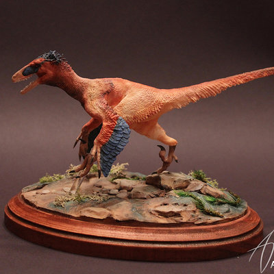Aaron doyle 12th scale deinonychus