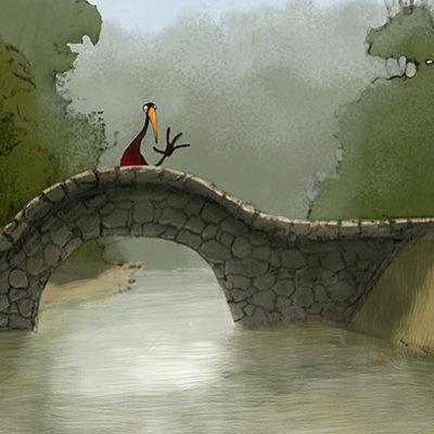 Thijs de vries bird bridge