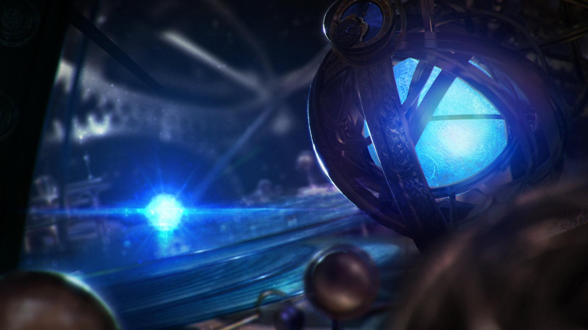 """Concept Art for """"Universum Film"""" Intro"""
