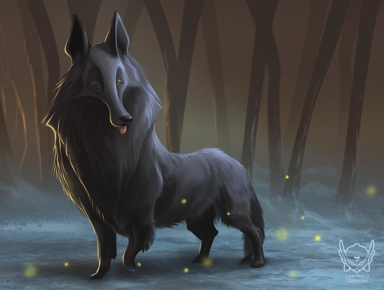 THE BELGIAN SHEPHERD
