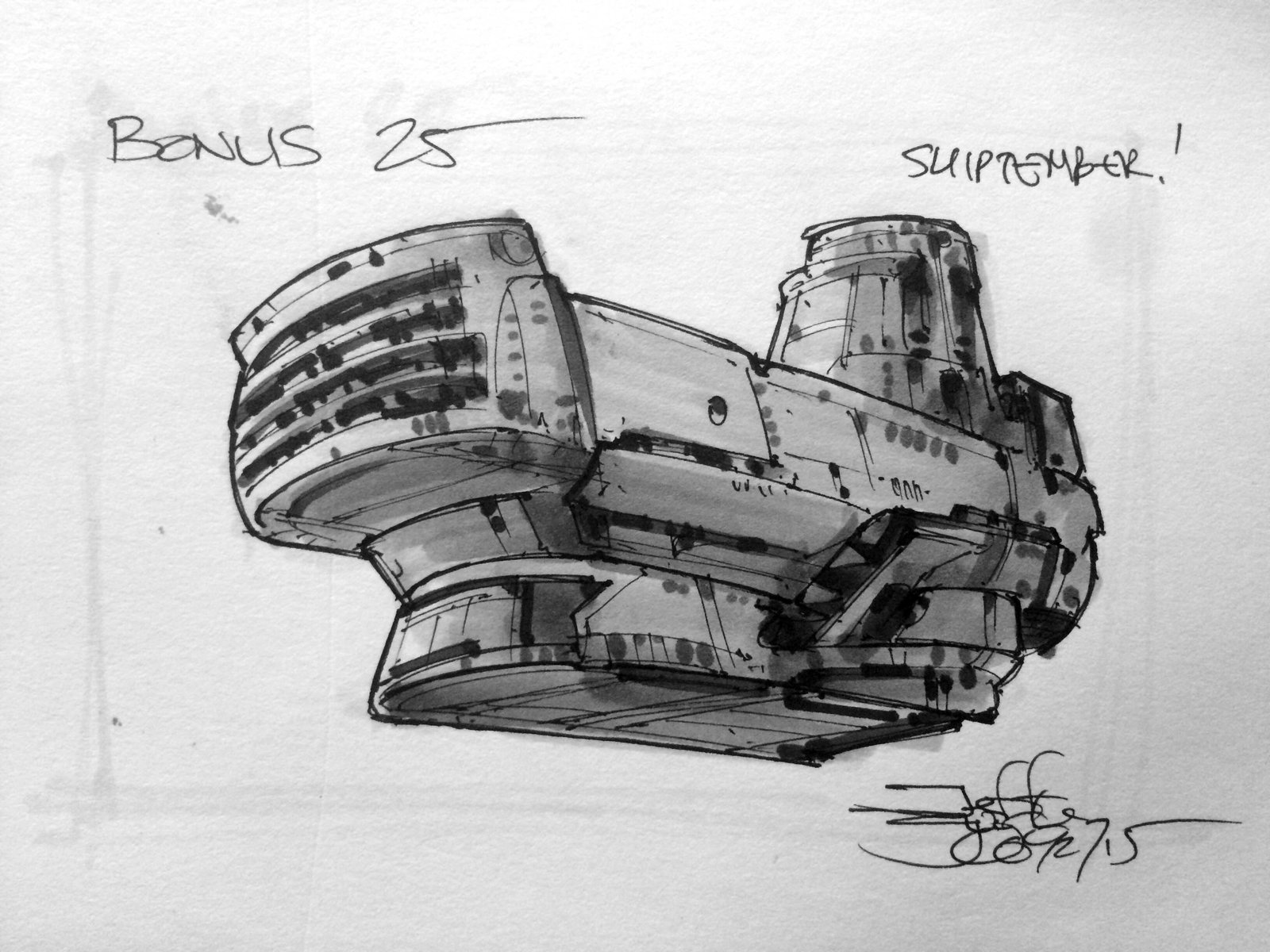 Shiptember Bonus 25