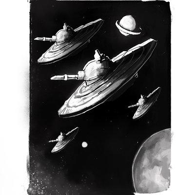 Kerim akyuz 30 spaceattackers