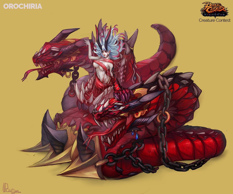 Orochiria