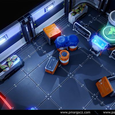 Sci Fi Base (Unity - PBR)