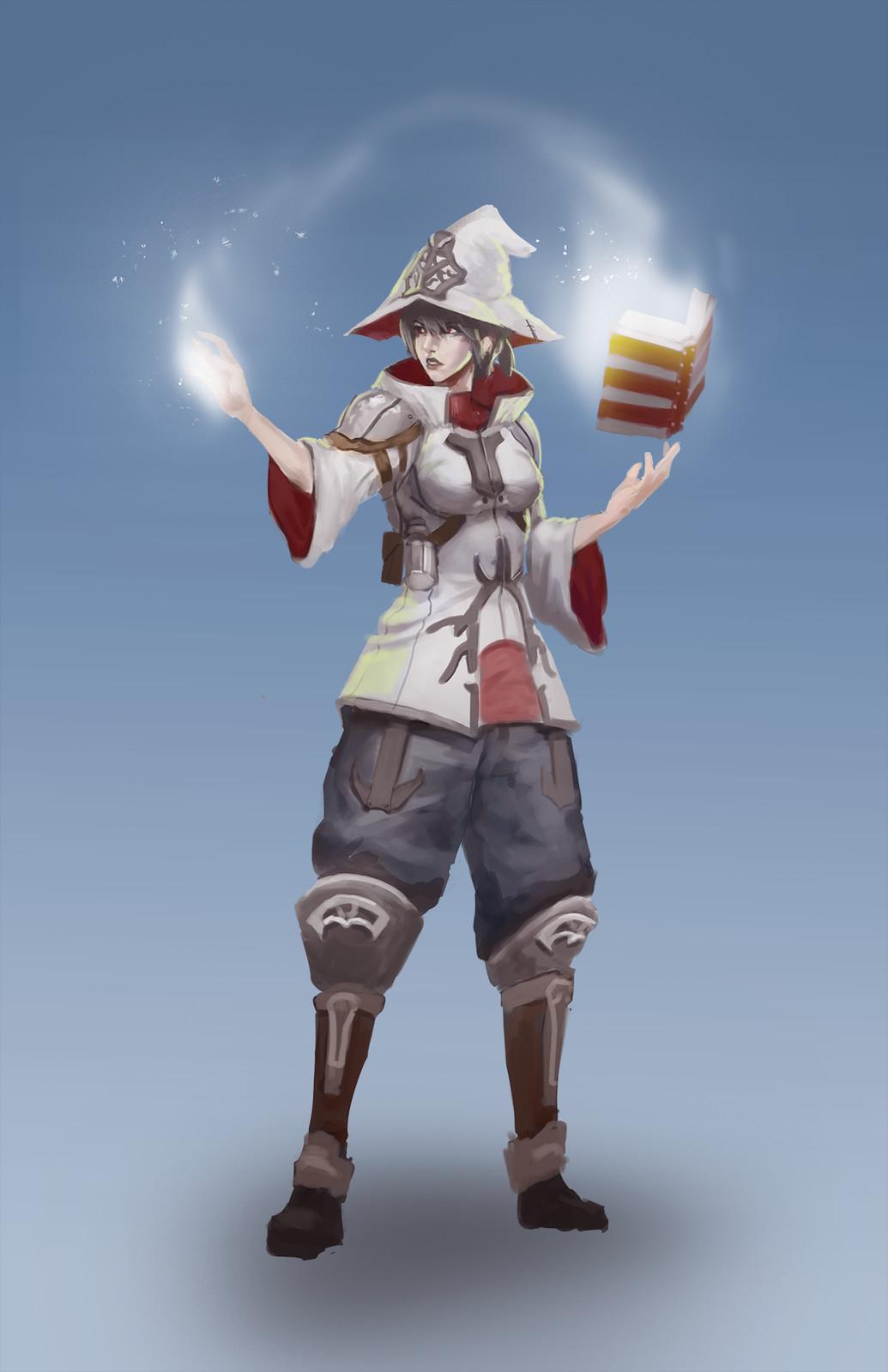 Eru Saga: Healer