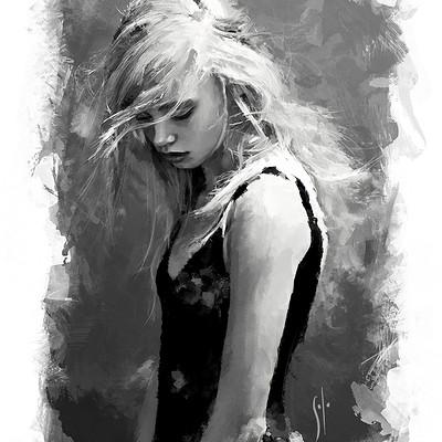 Solo art sketch 10 fin