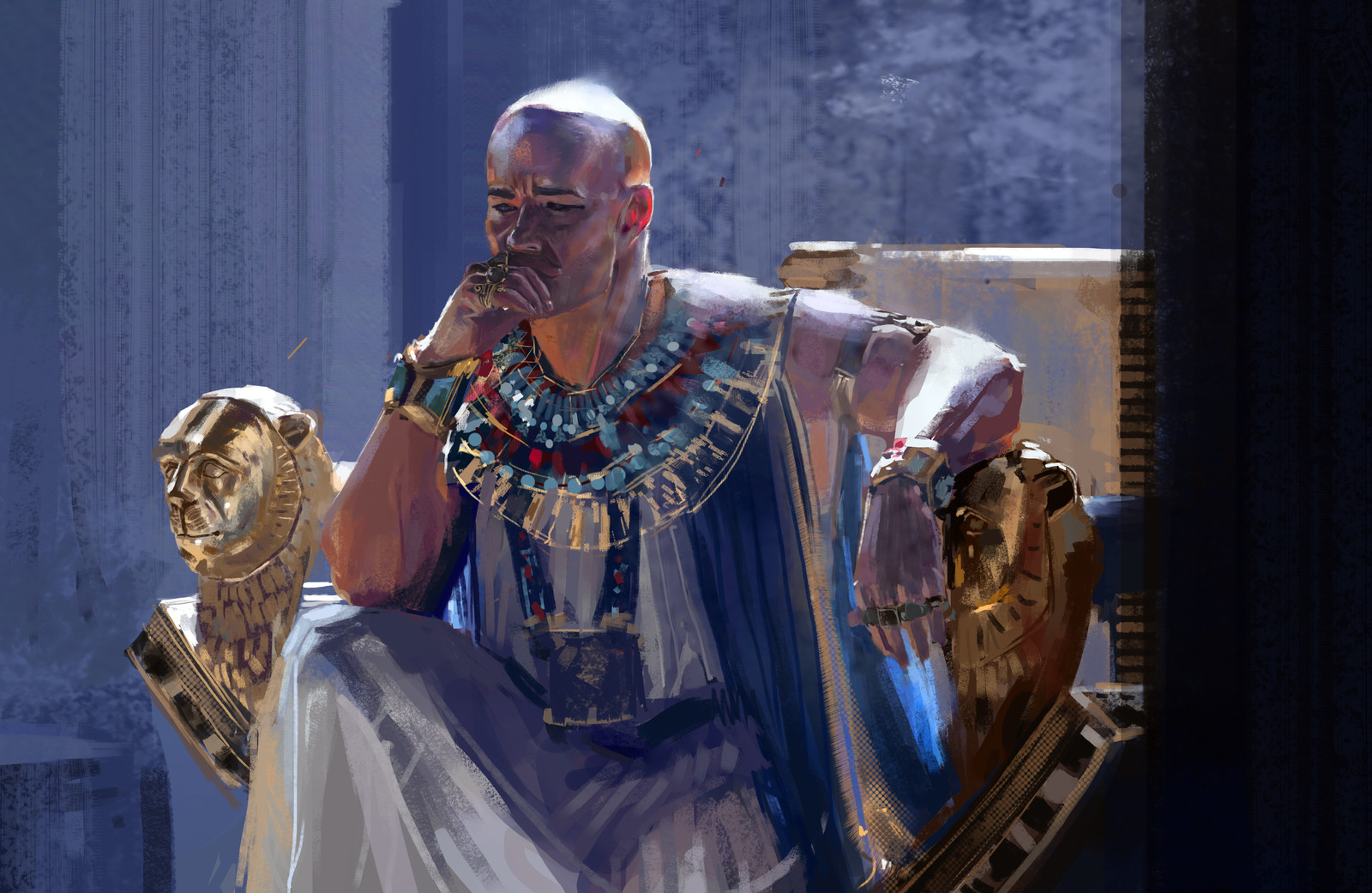 Study_Exodus: Gods and Kings
