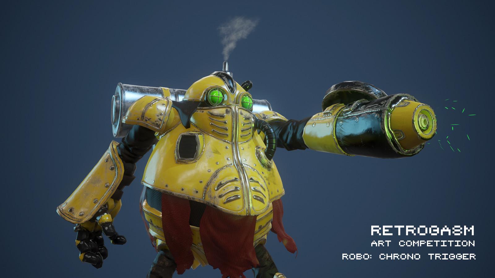 Chrono Trigger: Robo