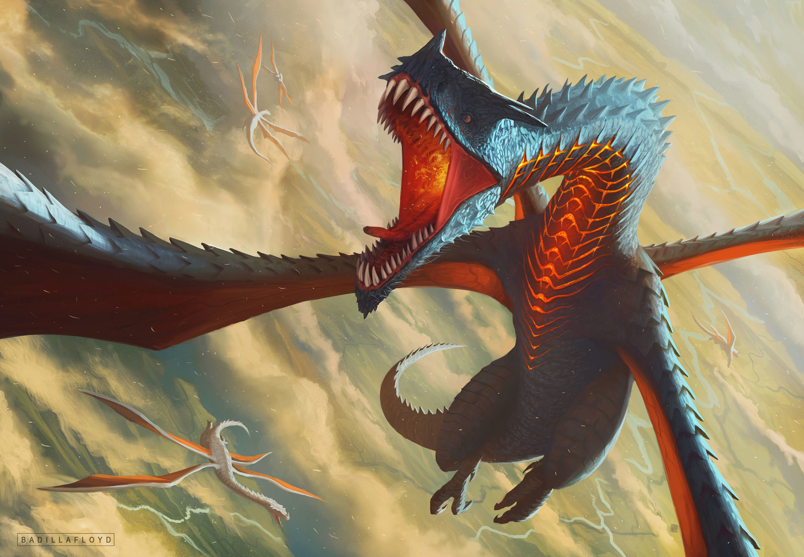Clamor de Dragón