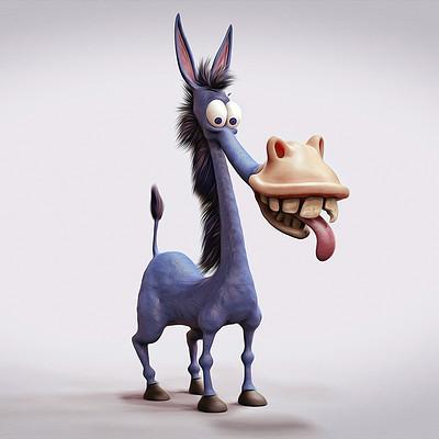Tomislav zvonaric donkey boy 310