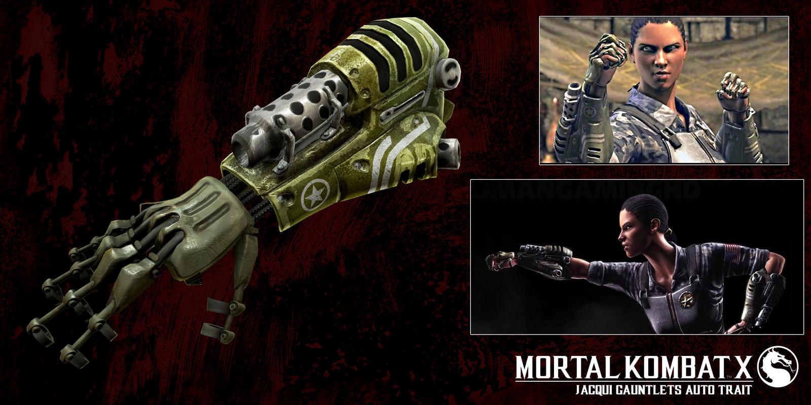 Artstation Mortal Kombat X Nick Bouldin