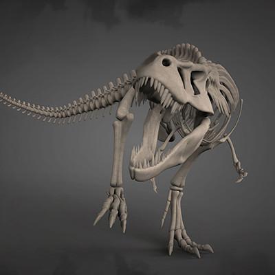 Prashant dwivedi tyrannosaur thumbnail