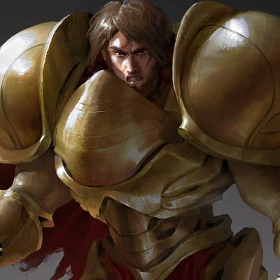 John silva knight character fb
