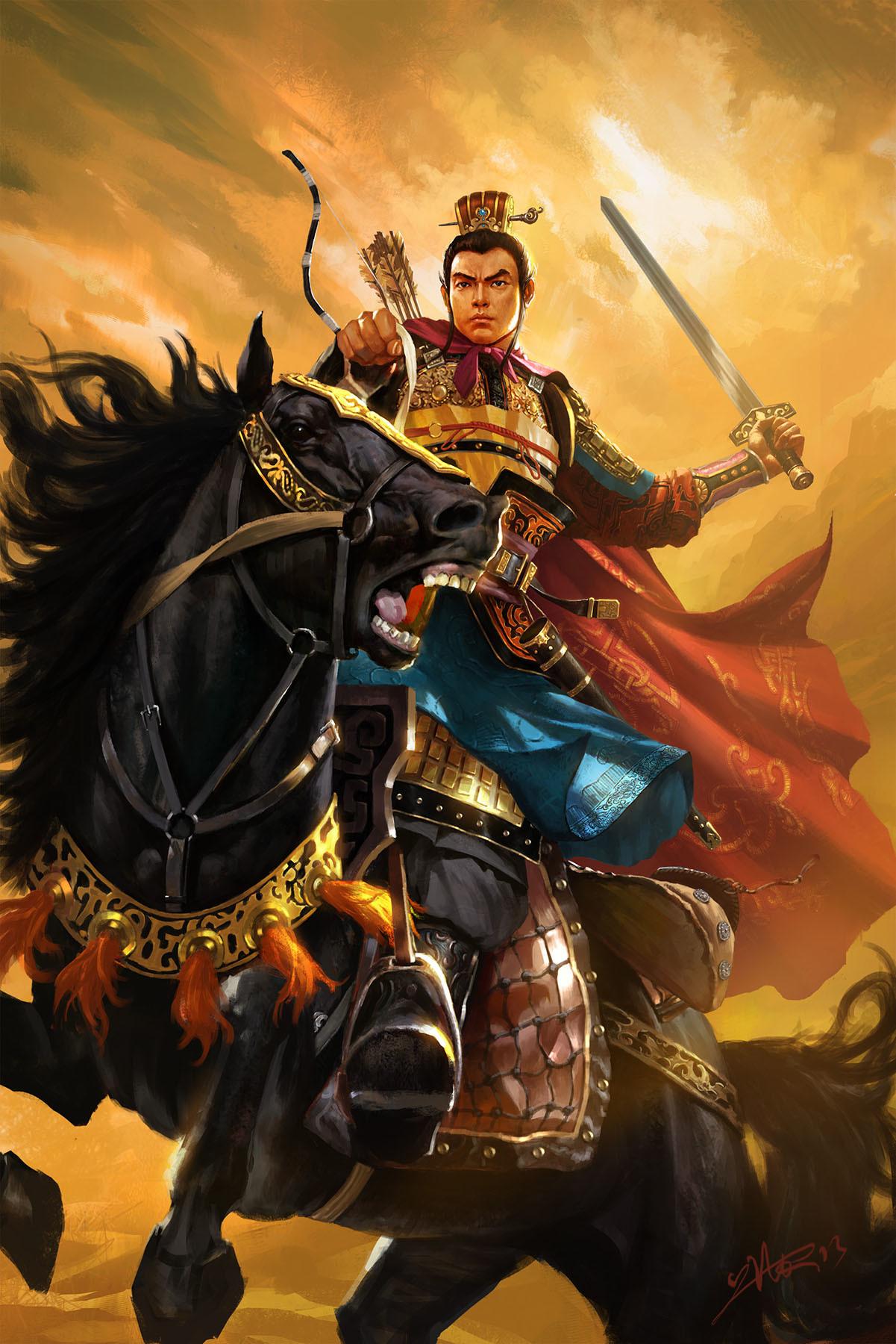 название китайский воин фото новой игры также