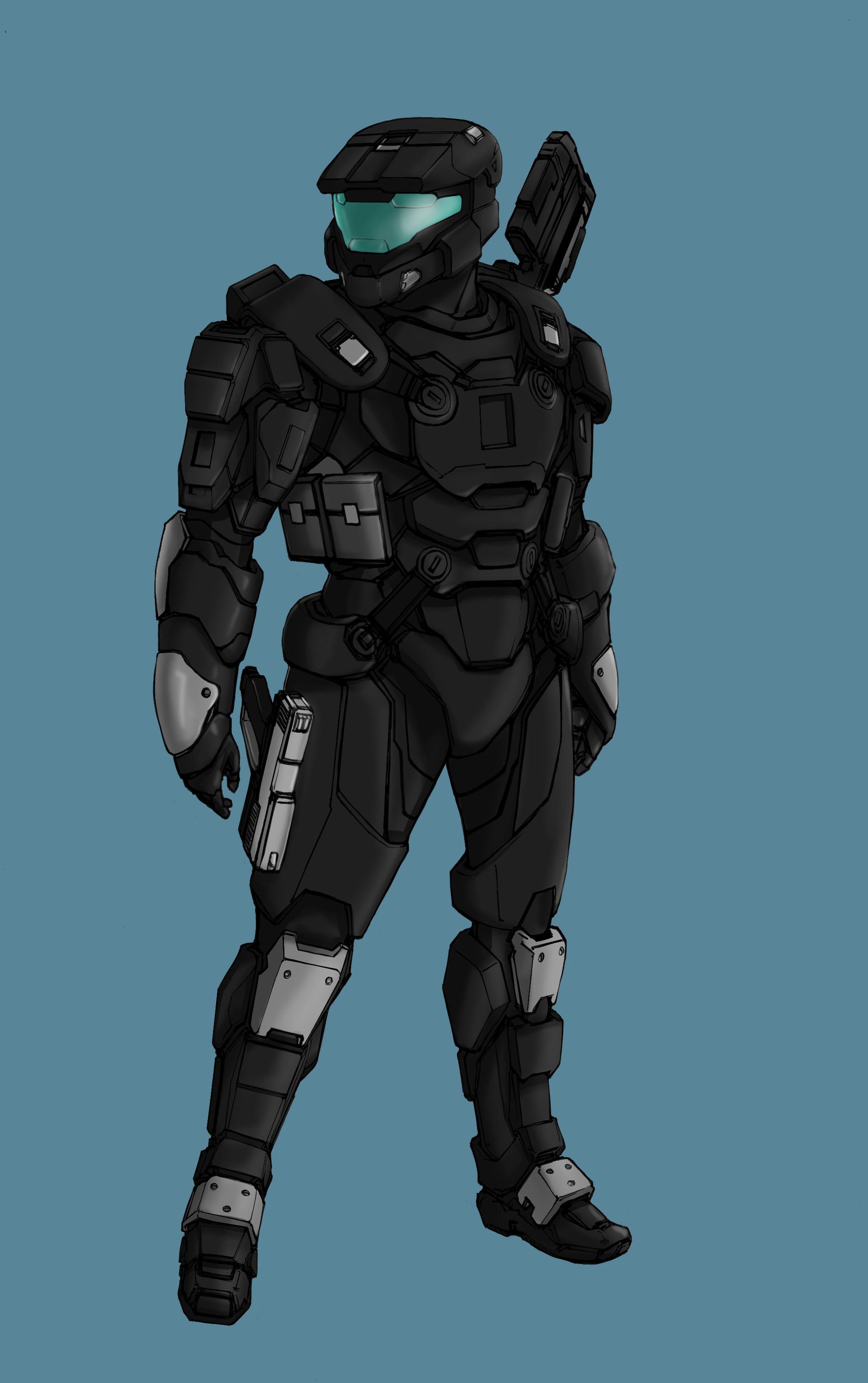 This is a spartan female - 3 part 1