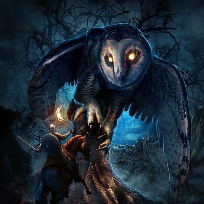 Radovan zivkovic owl color