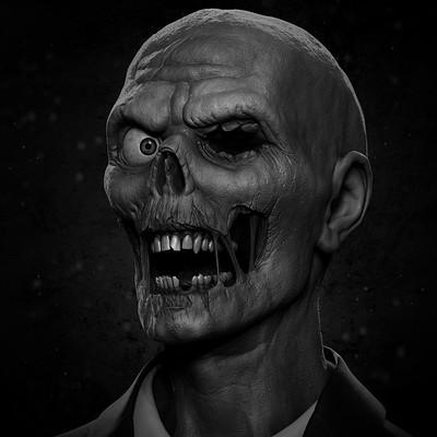 Fabio di castro zombie final fabiodicastro