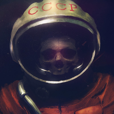 Dmitry bogolyubov skull