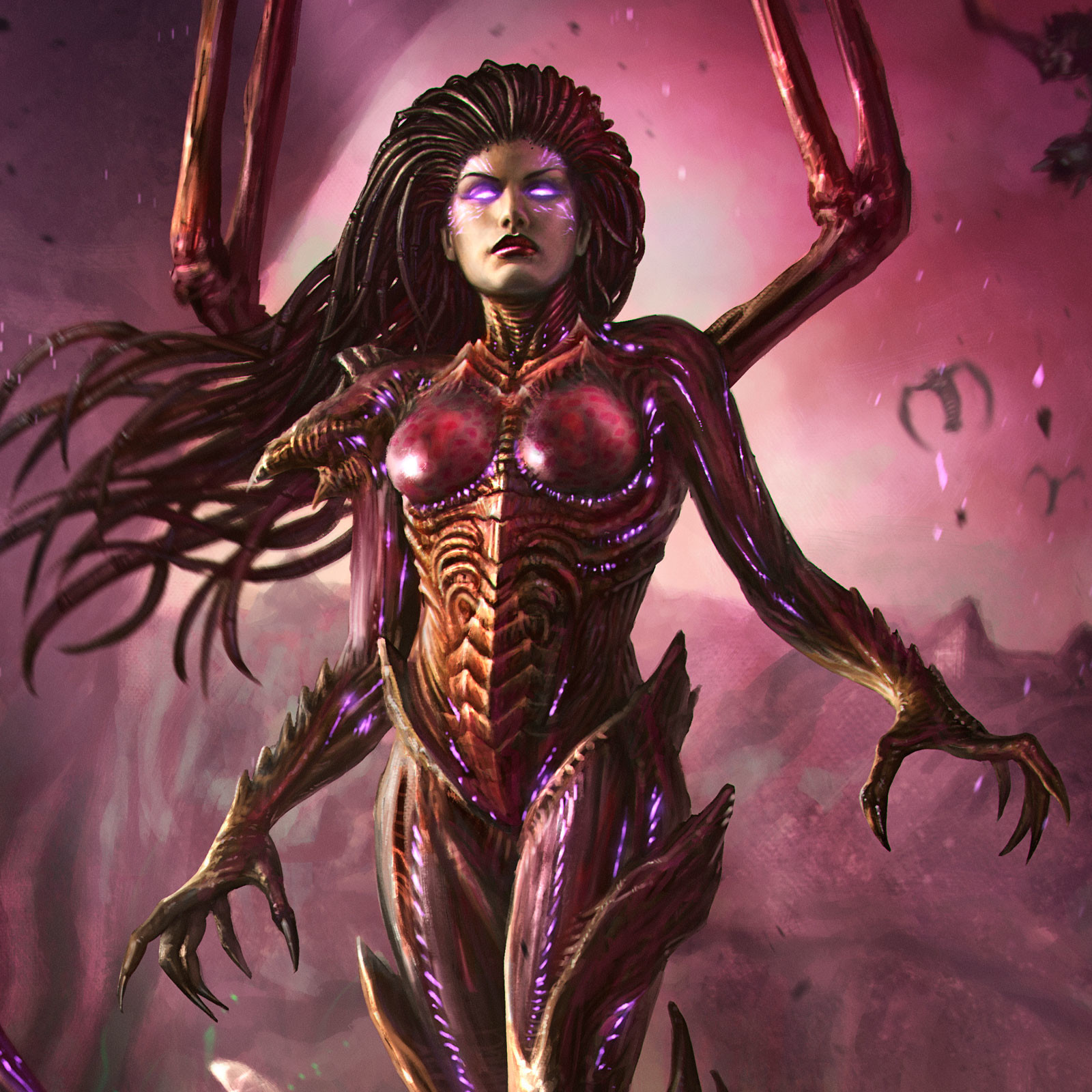 Kerrigan - The Queen of Blades