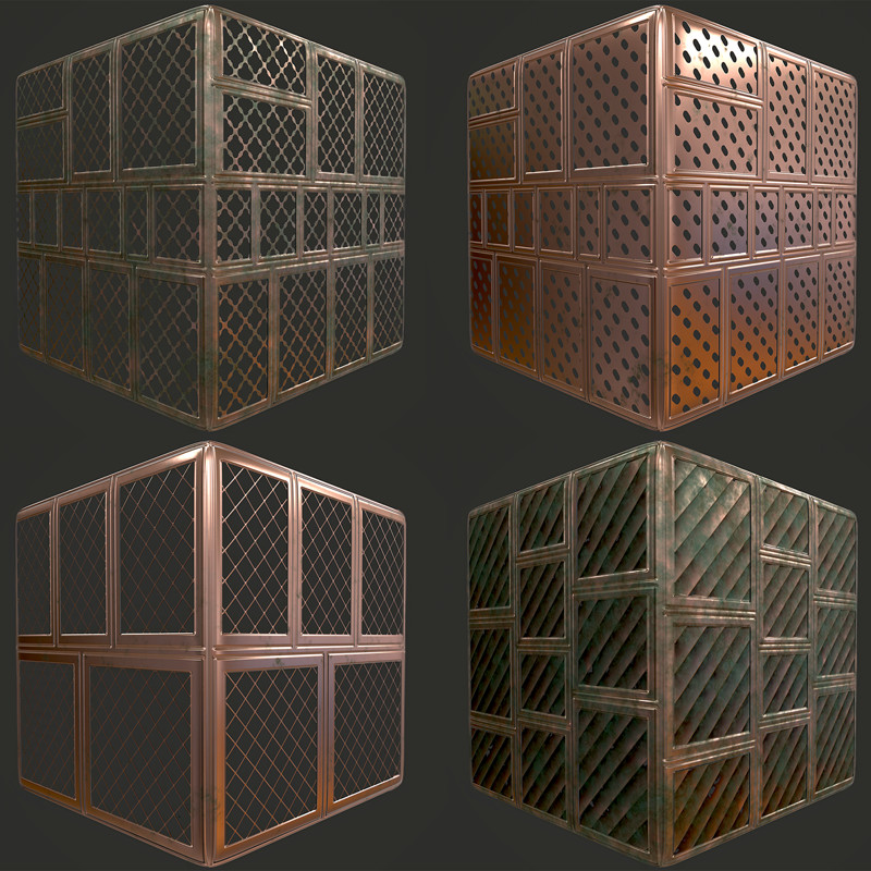 Copper Plating / Grating