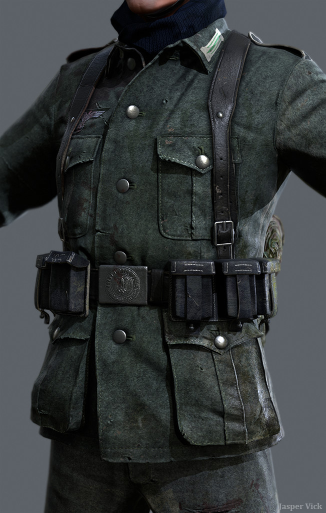 WW2 Wehrmacht soldier (2015)
