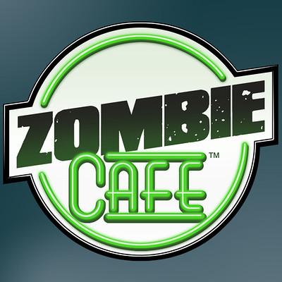 Dan francis logo artstation zombie cafe