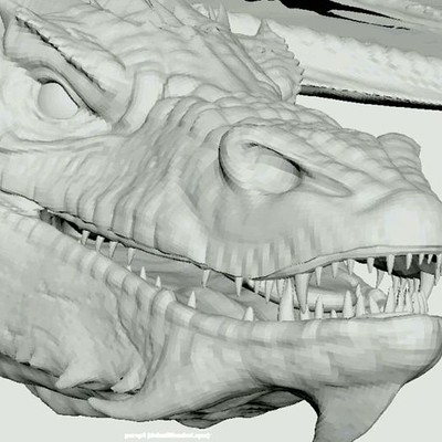 Jeff hoffman an unexpected smaug vfx breakdown 1