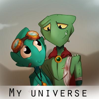 Marie razny my universe