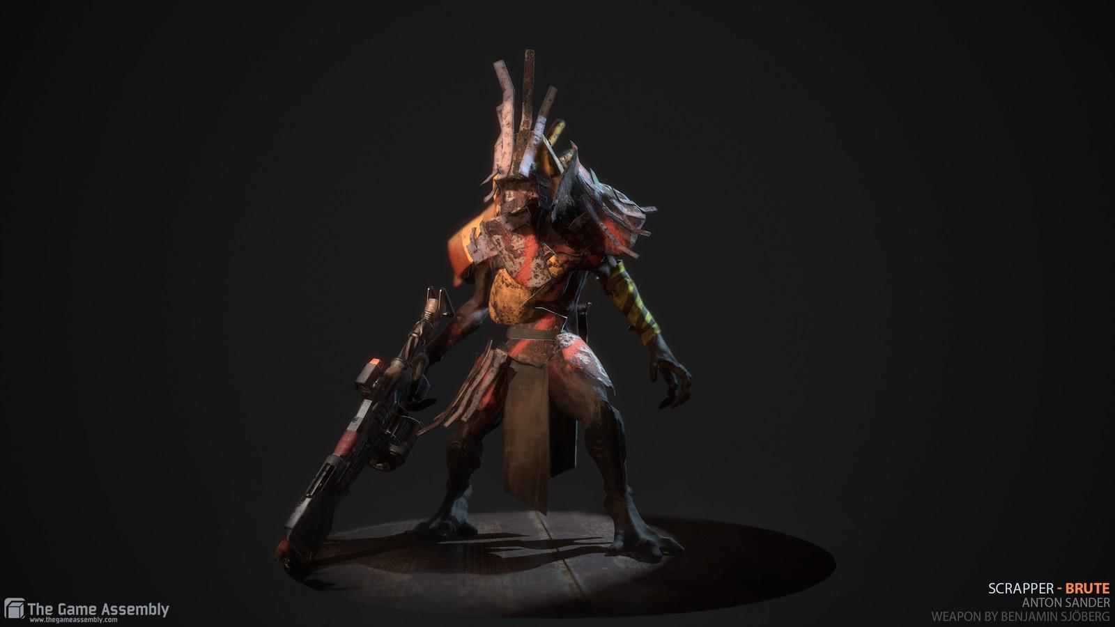 Scrappers - Brute