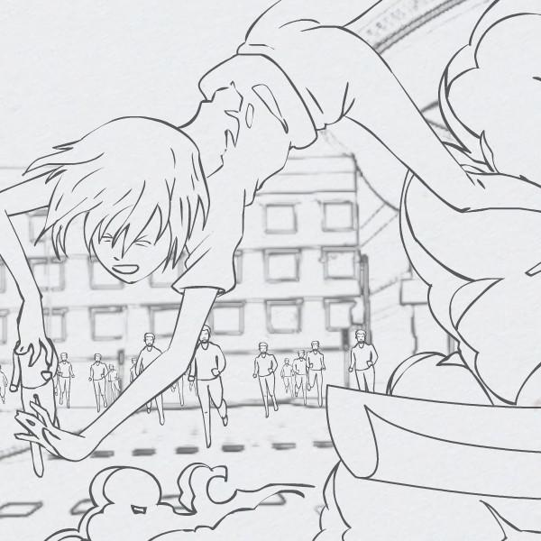Animated Teaser 02: city horror