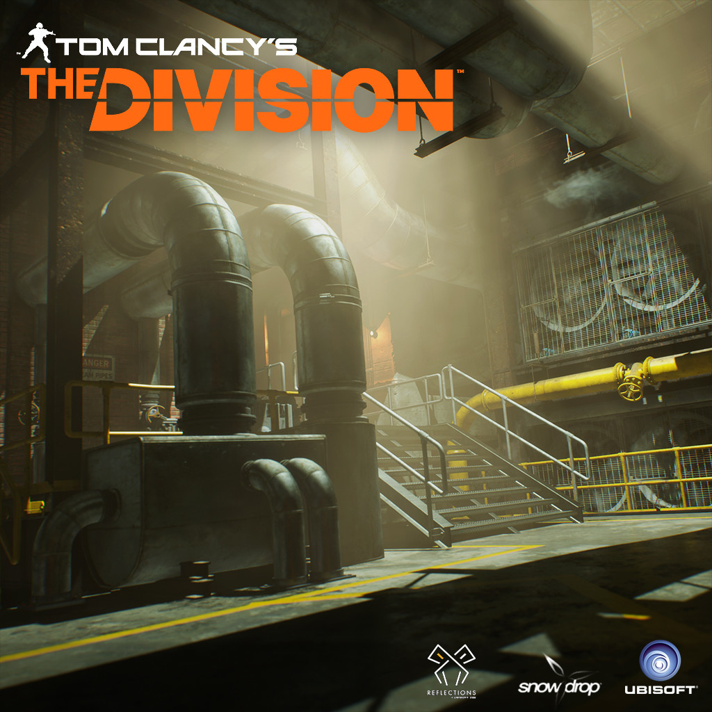 Tom Clancy's The Division - Warrengate Power Plant