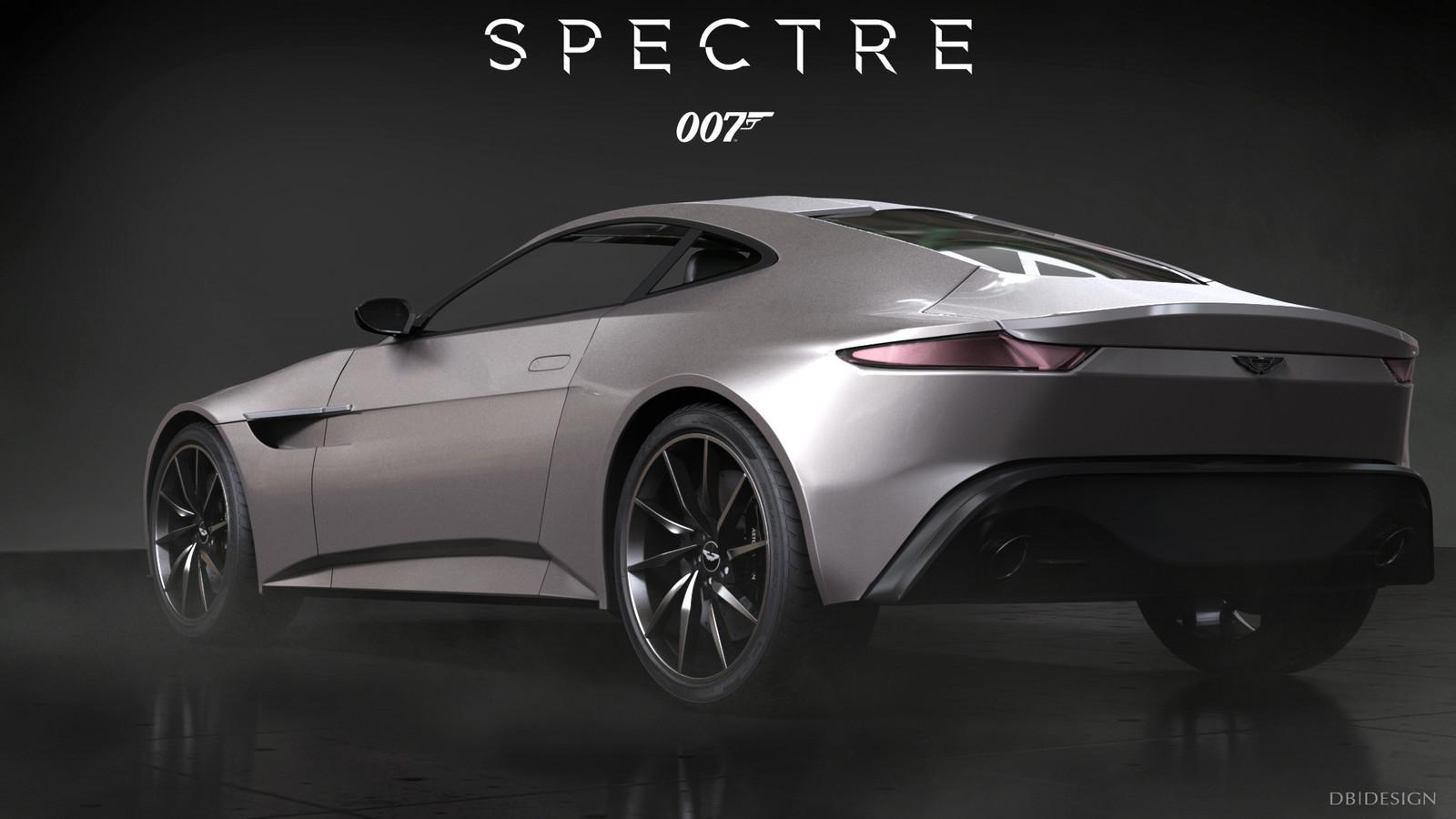 "Aston Martin ""SPECTRE"" DB10"