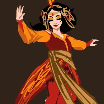 Elizabeth goldring asha dance 3