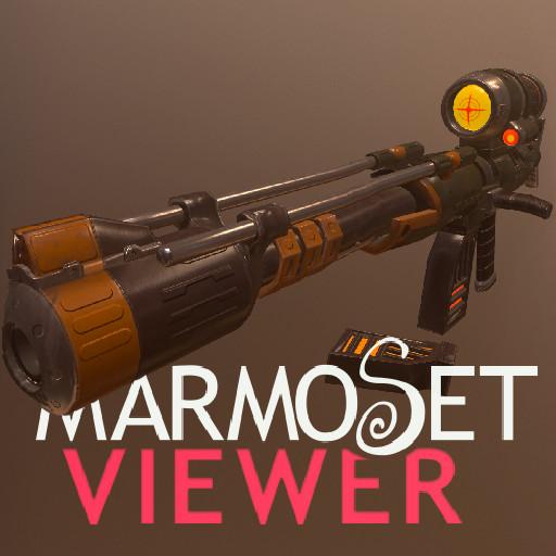 Rachet and Clank Splinter Rifle