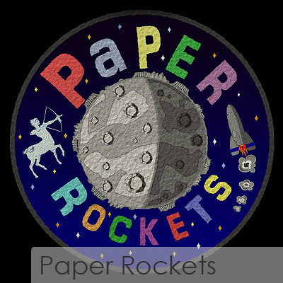 Andrew pavlick paperrockets