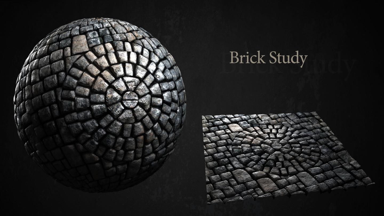 Tiling Brick Study