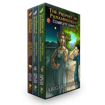 Jeff mcdowall prophet series boxed set thumb