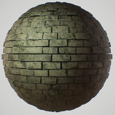 Moses saintfleur brick wallv2 01